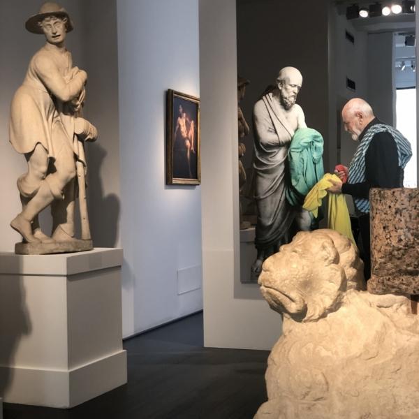 2019 - FIRST ROUND - Firenze - Bacarelli Antichità