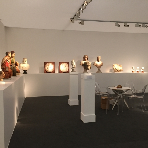 2017 - FRIEZE MASTERS LONDON - Bacarelli Antichità