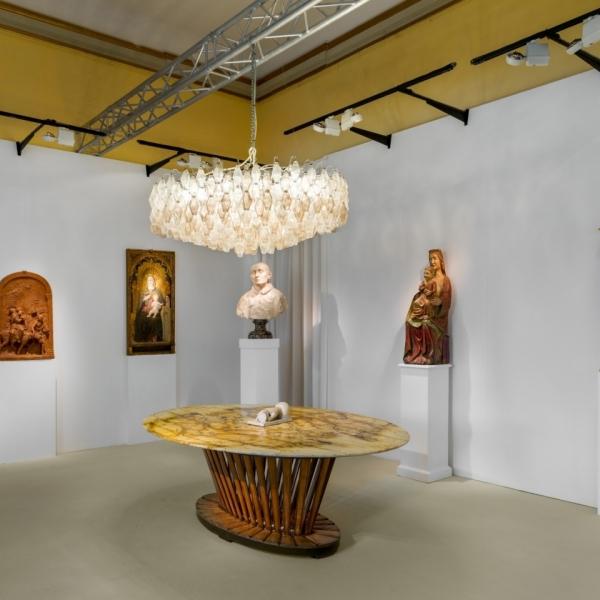 2019 - BIAF - Biennale Internazionale dell´Antiquariato di Firenze - Bacarelli Antichità