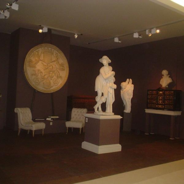 2012 - MASTERPIECE LONDON - Bacarelli Antichità