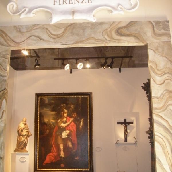 2011 - BIENNALE INTERNAZIONALE DELL´ANTIQUARIATO DI FIRENZE - Bacarelli Antichità