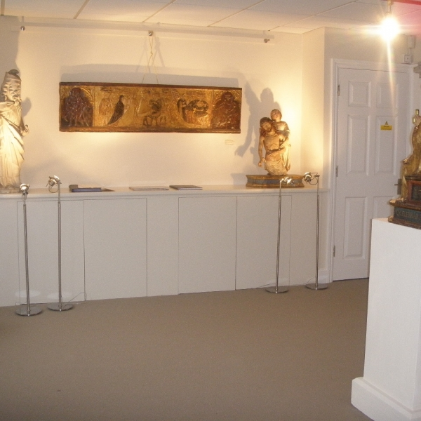 2010 - PAINTINGS, SCULPTURES AND WORKS OF ART - Bacarelli Antichità