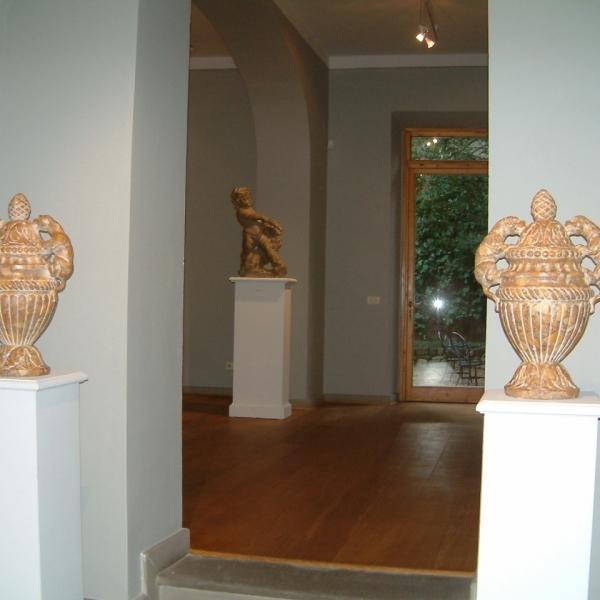 2007 - INCONTRI e PROSPETTIVE - Bacarelli Antichità