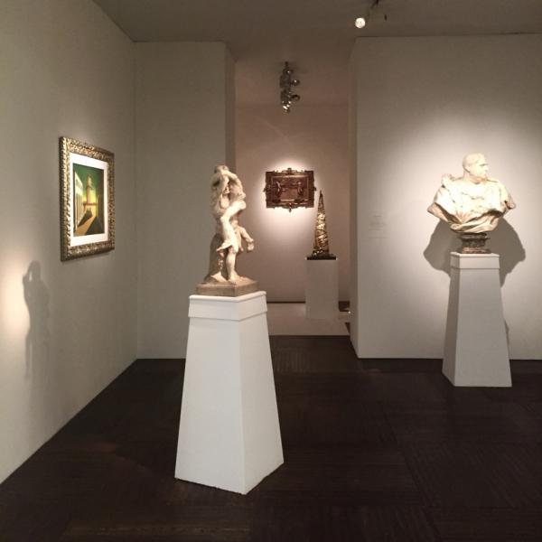 2016 - TEFAF MAASTRICHT - Bacarelli Antichità