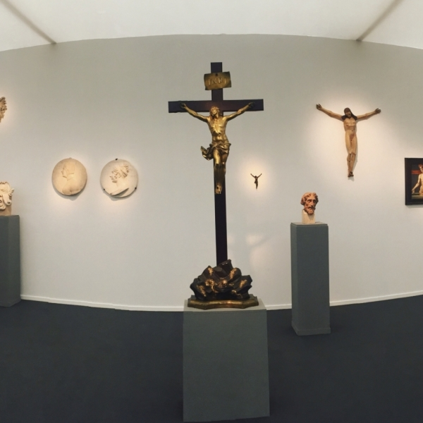 2015 - FRIEZE MASTERS LONDON - Bacarelli Antichità