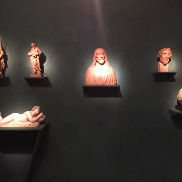 2015 - BIENNALE INTERNAZIONALE DELL´ANTIQUARIATO DI FIRENZE - Bacarelli Antichità