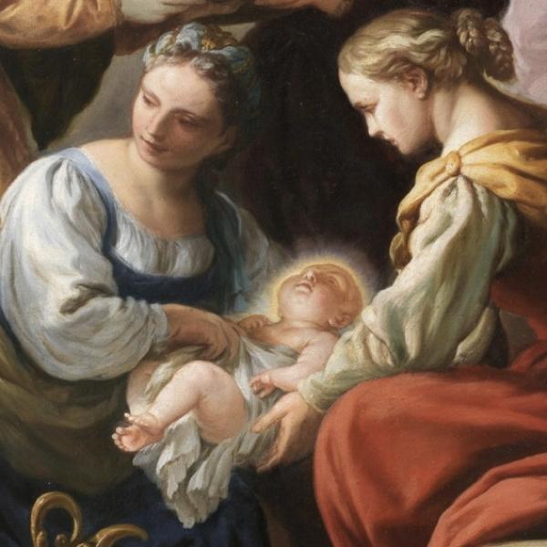 Birth of the Virgin - Bacarelli Antichità