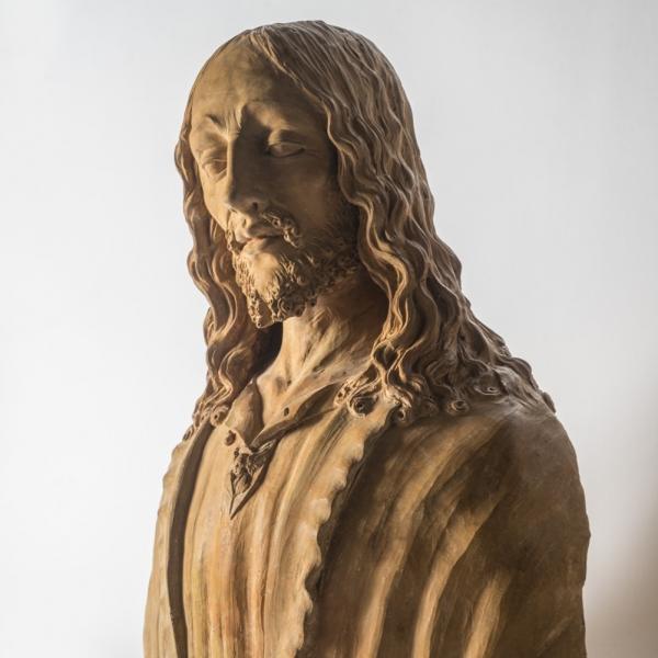 Cristo Redentore, ca. 1510/1520 - Bacarelli Antichità
