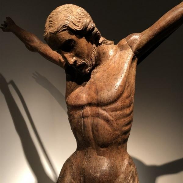 Crucifix, 1325-1330 - Bacarelli Antichità