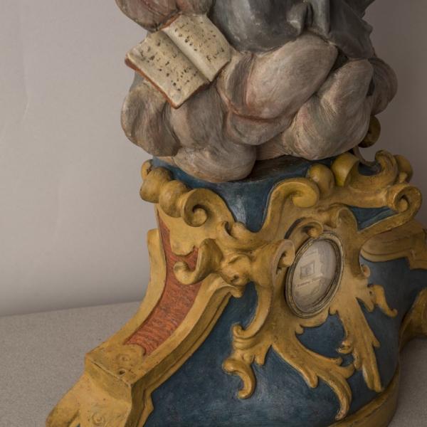 Visione di Gesù Bambino di Sant'Antonio da Padova - Bacarelli Antichità