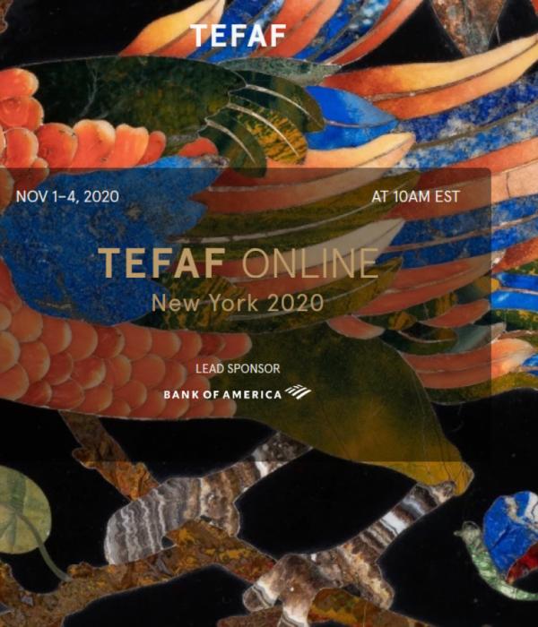 2020 - TEFAF NEW YORK FALL - Online Edition - Bacarelli Antichità