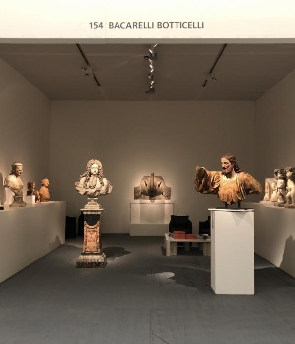 2018 - TEFAF MAASTRICHT - Bacarelli Antichità