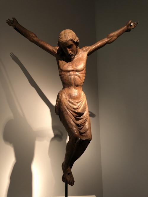 Crocifisso ligneo, 1325/1330