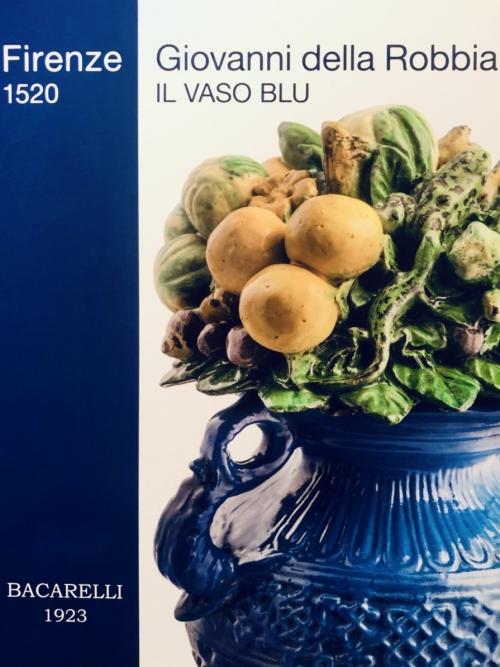 GIOVANNI DELLA ROBBIA - Il Vaso Blu