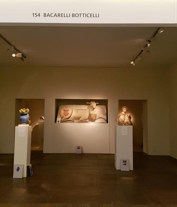 2017 - TEFAF MAASTRICHT - Bacarelli Antichità