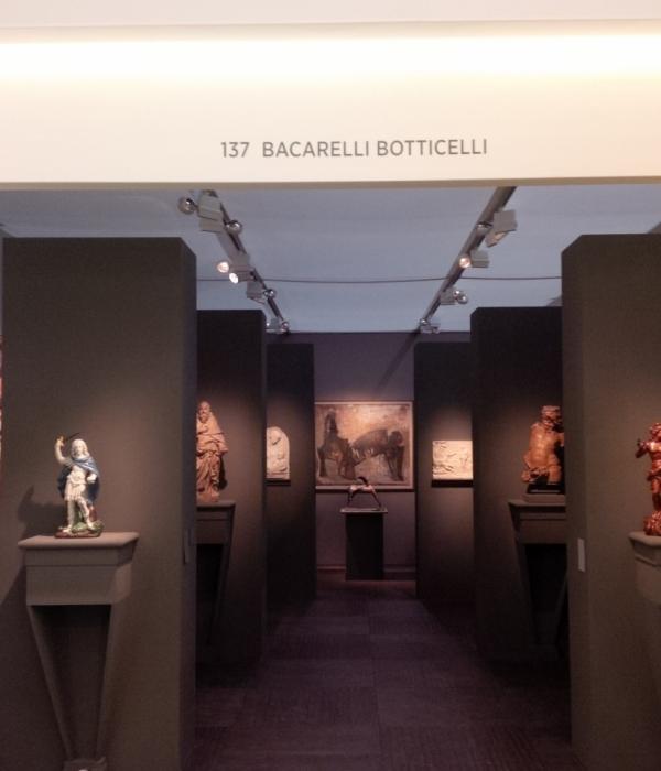 2014 - TEFAF MAASTRICHT - Bacarelli Antichità