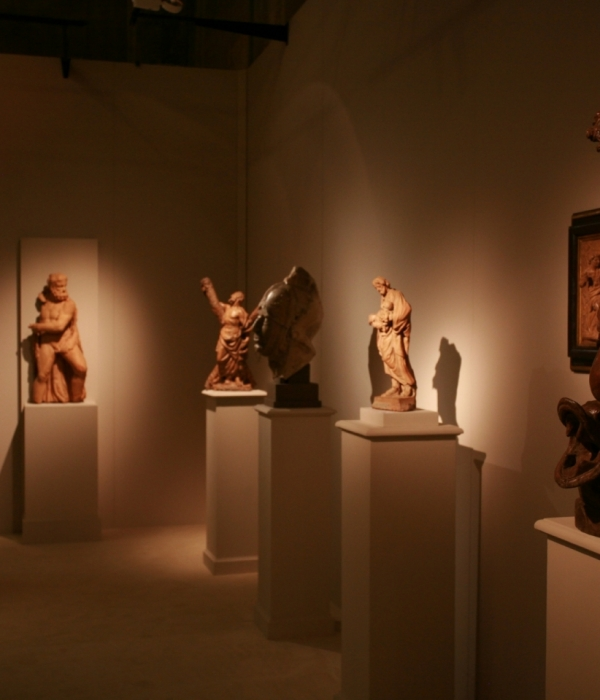 2014 - BIENNALE INTERNAZIONALE DI ANTIQUARIATO DI ROMA - Bacarelli Antichità
