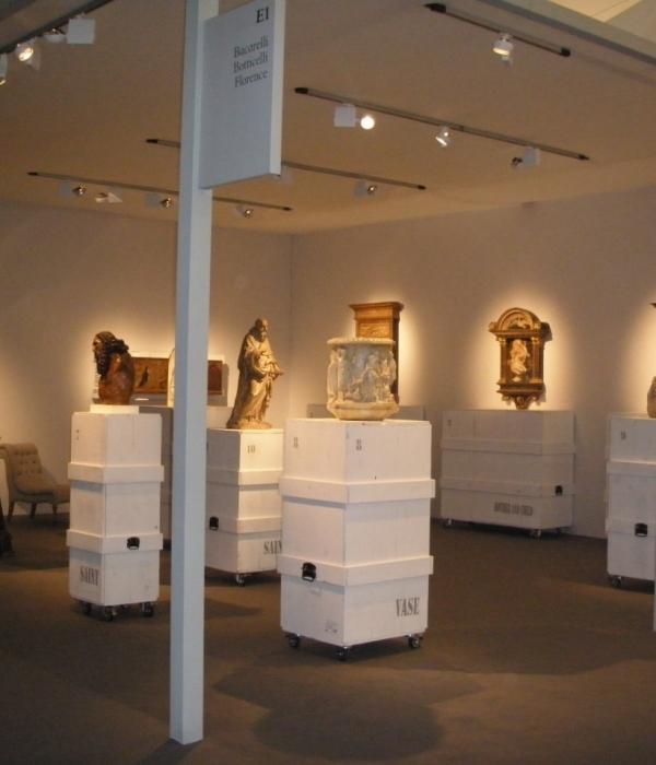 2012 - FRIEZE MASTERS - Bacarelli Antichità