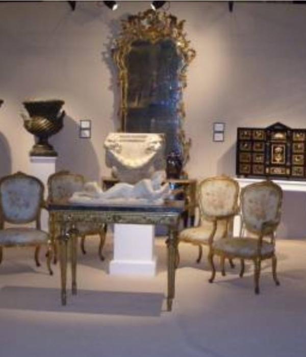 2012 - BIENNALE INTERNAZIONALE DI ANTIQUARIATO DI ROMA - Bacarelli Antichità